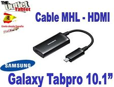 "CABLE MHL HDMI FOR TABLET SAMSUNG GALAXY TABPRO 10.1"" SM-T520"