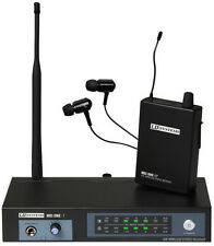 WIRELESS interni monitoraggio MONITOR sistema IEM LD Systems MEI One Series
