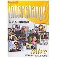 Interchange Fourth Edition: Interchange Intro Video Resource Book by Jack C....