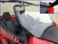 Arctic Cat Wildcat Trail & Sport 700 Hard Coated Full Windshield P/N: 12548