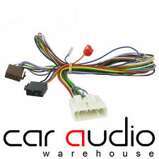 CT51-LX01 Lexus IS200 Amplifier By-Pass ISO Stereo Harness Adaptor Lead