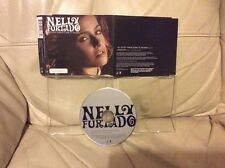 "NELLY FURTADO ""ALL GOOD THINGS (COME TO AN END)"" RARE CD WITH MANEATER LIVE VGC"