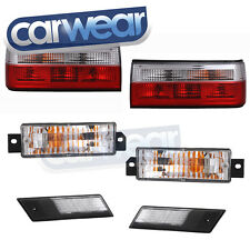 BMW E30 3-SERIES 88-91 CLEAR RED TAIL LIGHTS INDICATORS KIT 318i 318is 320i 325i