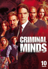 Criminal Minds-10th Season [dvd/6discs] (Paramount) (pard59171294d)