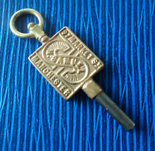 Advertising Pocket Watch Key - H. Samuel 97 Market Street Manchester