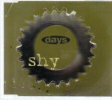 (AU732) Days, Shy - 1998 CD