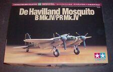 Tamiya 1:72 #60753 De Havilland Mosquito B Mk.IV/PR MK.IV War Bird Coll.  New