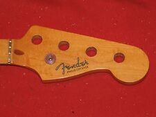 Fender 2000 USA Maple American Vintage 57 Precision Bass Neck