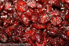 4.5 lb Premium Dried Fruit Sampler, Cranberries, Plums,Grapes ALL NATURAL