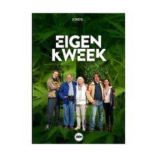 EIGEN KWEEK : HET COMPLETE EERSTE SEIZOEN - SEALED - 3 DVD BOX SET - NIEUW !!