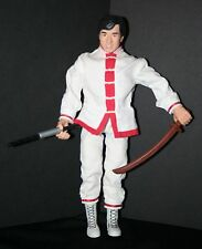 "2001 API JACKIE CHAN ACTION FIGURE BRUCE LEE Martial Arts Doll 12"" NM"