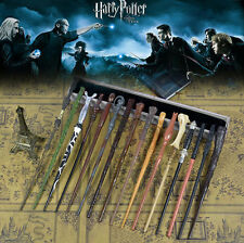 Harry Potter Wand Magic Hermione Ron Dumbledore Voldemort Film Cosplay Xmas Gift