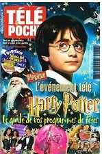 I- Télé Poche N°2028 Harry Potter guide de vos programmes de fetes
