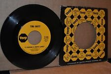 TINA BRITT: I FOUND A NEW LOVE & WHO WAS THAT; VEEP 1280 MINT- NORTHERN SOUL 45