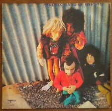 JIMI HENDRIX PUPPET SLEEVE ISRAEL ISRAELI PRESS BAND OF GIPSIES ORIG DIFF LP VG+