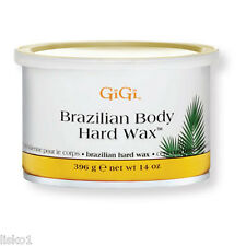GiGi 0899 BRAZILIAN BODY HARD WAX FOR HAIR REMOVAL 1- 14oz.