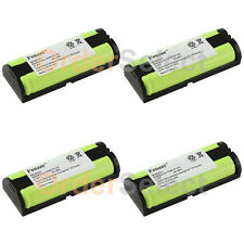 4x Cordless Home Phone Battery for Panasonic HHRP105 HHR-P105 HHRP105A HHR-P105A