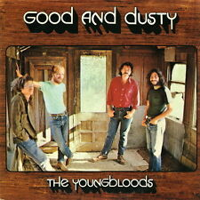"""12"""" The Youngbloods Good And Dusty (Pontiac Blues) 70s Kinney Warner"""