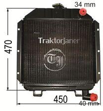 TjC524 Kühler für Traktor IHC 323 Vergl.Nr.3131579R91, Schlepper
