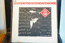 "Rare David Bowie Station to Station RCA '76 Import Canada CPL1-1327 12"" 33RPM VG"