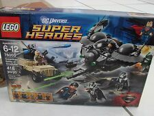 LEGO DC Universe Super Heroes Superman Battle of Smallville (76003) damaged box