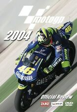 MotoGP Bike World Championship - Official review 2004 (New DVD)
