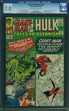 TALES TO ASTONISH #62 CGC 7.0 1st App of the Leader (cameo)! New Wasp costume!