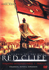 RED CLIFF. LA BATTAGLIA DEI TRE REGNI - 2 DVD VERSIONE INTEGRALE