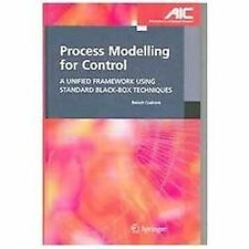 Process Modelling for Control : A Unified Framework Using Standard Black-Box...