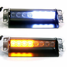 Amber White LED Emergency Recovery Strobe Light for Ford Transit & Connect Vans