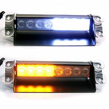 Amber White LED Emergency Recovery Strobe Warning Light for LDV Vans & Trucks