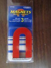 """Master Magnetics Horseshoe Magnet 2""""  #07225 NEW"""