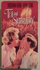 deborah kerr  TEA AND SYMPATHY john kerr / leif erickson  VHS VIDEOTAPE