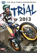 FIM Trial World Championship 2013 DVD. 229 Mins. Toni Bou. DUKE 2348N