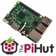 RASPBERRY Pi 3 Model B Wireless Lan 1.2GHz Quad Core 64Bit 1GB RAM (2016 Model)