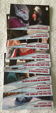 Doctor Who 2015 by Topps 10 Card Christmas Time Chase set CT1-10
