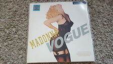 Madonna - Vogue US 12'' Remix Vinyl (2 Dub Mixes)