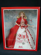 Mattel  Holiday barbie 2010 Barbie Collector New