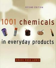 1001 Chemicals in Everyday Products by Grace Ross Lewis (1998, Paperback,...
