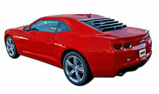 Mach-Speed 21010 Chevrolet Camaro Coupe ABS Rear Window Louver - 2010-2015