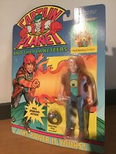 MOC Captain Planet Planeteer Wheeler Tiger Toys 1991
