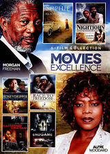 Movies of Excellence: 6 Film Collection, Vol. 3 (DVD, 2015, 2-Disc Set)