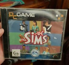 The Sims Base Game -  PC GAME - FREE POST