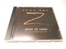 """Jane Doe """"Zero to Hero"""" Rare indie cd 1995 X treme records"""