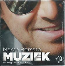 MARCO BORSATO ft Bag2Bank & Ali B - Muziek CD SINGLE 2TR CARDSLEEVE 2013