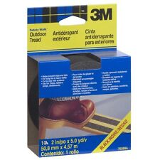 3M Safety-Walk Outdoor Tread, Black, 2-Inch by-180-Inch , New, Free Shipping