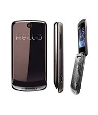 New Motorola Gleam Dual Sim Big Button Unlocked Bluetooth Flip Mobile Phone