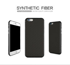 Nillkin Synthetic Carbon Fiber Matte Hard Back Phone Case Covers For iPhone 6/6S
