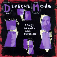 Depeche Mode - Songs Of Faith And Devotion (live) NEW CD