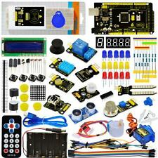 Keyestudio Super Starter Learning Kit for Arduino With Mega 2560 R3 + Manual